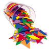 Four-Colour Tangrams Tub - Set of 30 Tangrams - by Learning Resources