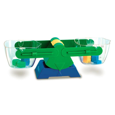 Bucket Balance - 500ml - by Learning Resources - LER1524