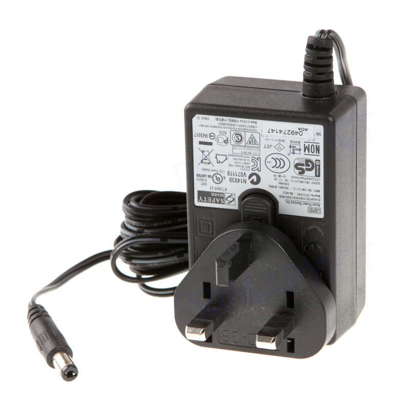 AVer Visualiser Power Adapter, Plug and Lead - AVER-POWER