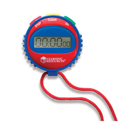 Simple Stopwatch (Single) - by Learning Resources [LER0808]