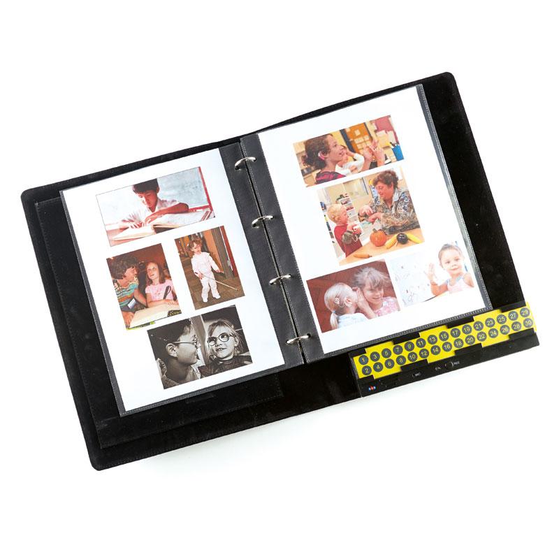 TTS Talking Photo Album - A4 Size - Pack of 5 - EL00425