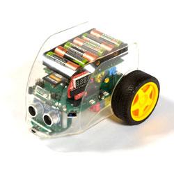 Pi2Go Raspberry Pi Programmable Floor Robot - Ultimate Kit (Pi Model B+, Wi-Fi Dongle, Robot, Software & more)