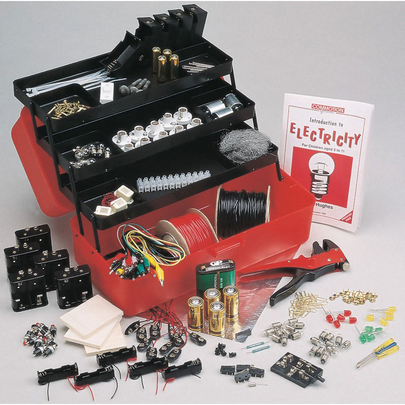 Primary Electricity Kit - CD30011