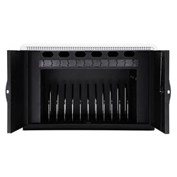 Aver B12i Charging Cabinet - for 12x Devices (Laptop/Tablet/iPad/Chromebook) [B12i , 61A2D10000AV , 2M50008]