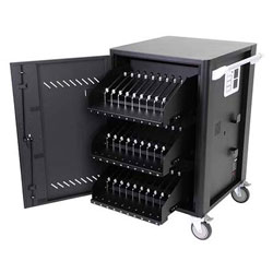 Aver C30u Charge & Sync Cart - for 30x Devices (iPads/Tablet) [C30u , 61A2B10000AJ , 2M50005]