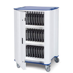 Nuwco ChromeBook Charging Trolley PlasChrome 32