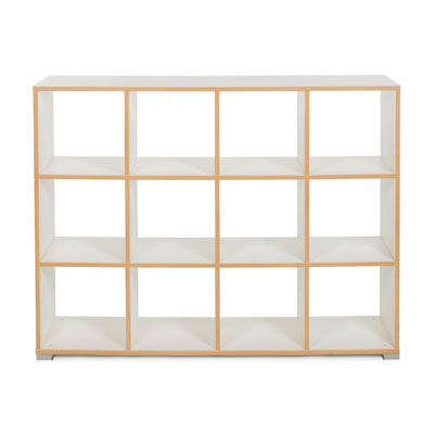 Bubblegum 12 Cube Backless Room Divider - MEQ9026