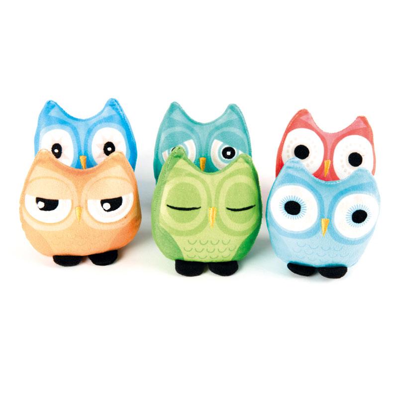 Owl Bean Bags - Set of 20 - PE02231