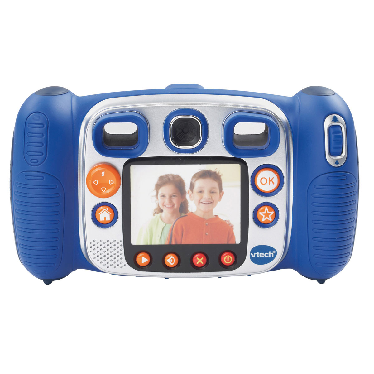 Buy Vtech Kidizoom Duo Camera In Blue Primary Ict Shop