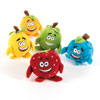 Fruit Character Bean Bags - Set of 5