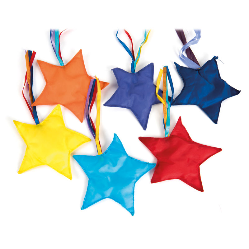Shooting Stars Bean Bags - Set of 60 - PE02230