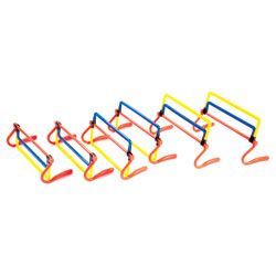 TTS Multi Height Hurdle - Pack of 6 [PE00756]