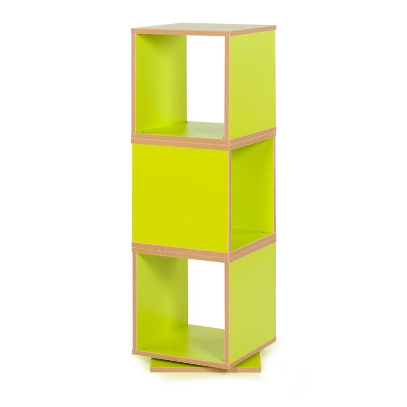Bubblegum 360 Degree Swivel Storage - in Lime Green - MEQ9031-LI