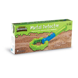 Primary Science Metal Detector - Pack of 4 - by Learning Resources [LER2732/4]