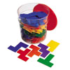 Rainbow Pentominoes -  by Learning Resources - LER0286-6