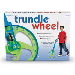 Trundle Wheel with Counter - by Learning Resources [LER0343]