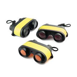 Binoculars Set (3x Magnification) - Pack of 12