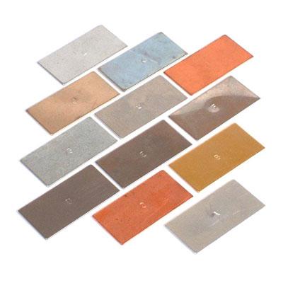 Stamped Metal Strip Set - Set of 12 - CD50147