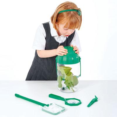 Nature Exploration Bumper Kit -  Set of 3 Pieces - By Edu Science - CD61010