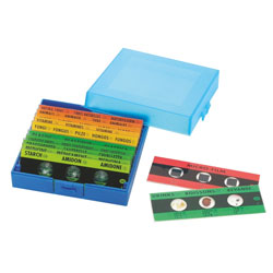 Prepared Micro-Slides - Set of 12 Slides
