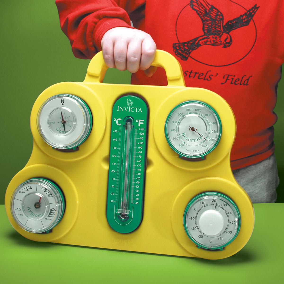 Buy School Invicta Weather Station Ip080259 Primary Ict