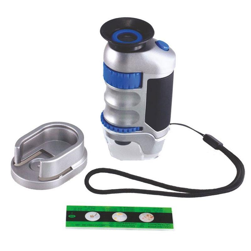 Zoom Pocket Microscope (20x-40x Zoom) - Pack of 10 - CD61002/10
