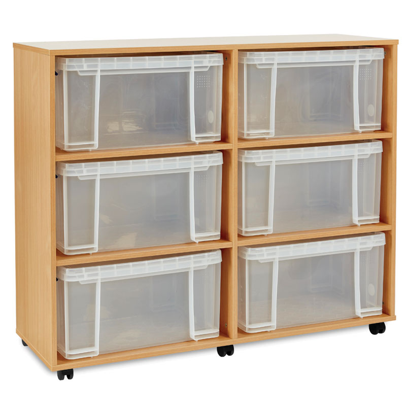 Really Useful Box Storage Unit - Jumbo Boxes - RUB048