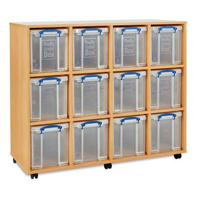 Really Useful Box Storage Unit - Large Boxes - RUB024