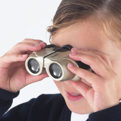 Compact Children's Binoculars - Pack of 6