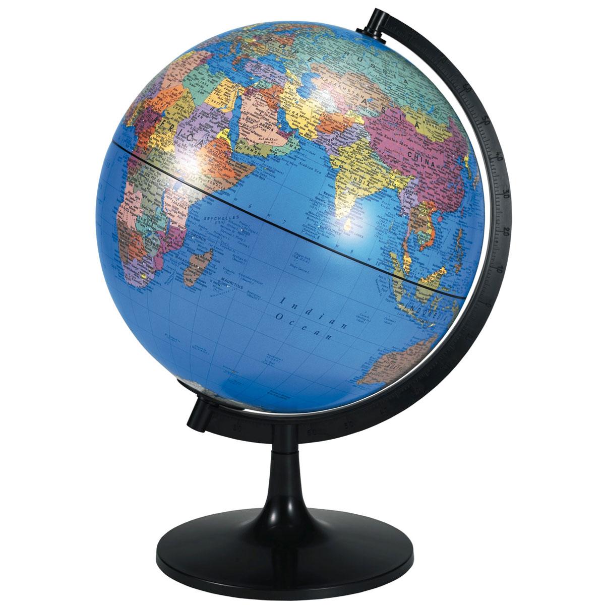 World: Buy Political World Globe - 280mm CD57007