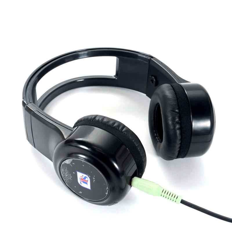 TTS Robust Easi-Headphones - Pack of 6 - EL00356-6
