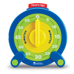 60 Minute Jumbo Timer - by Learning Resources [LER2990]