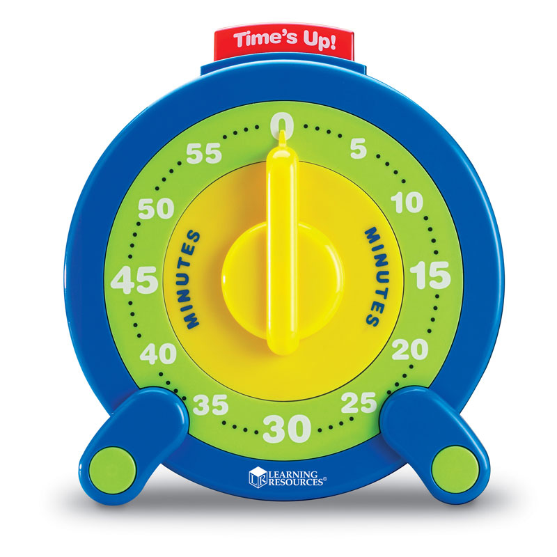 60 Minute Jumbo Timer - by Learning Resources - LER2990