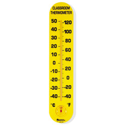 Classroom Thermometer (38cm) - by Learning Resources