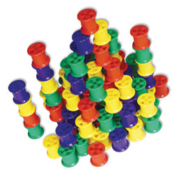 Cotton Reels - Set of 100