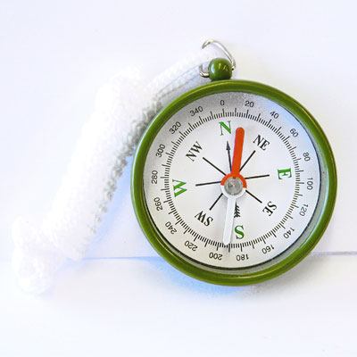 Standard Compass - 45mm with Lanyard - CD50197