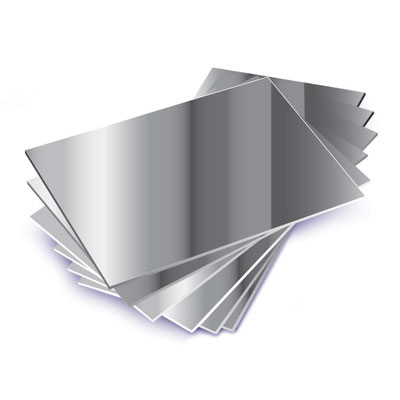 A4 Plastic Mirrors - Pack of 10 - CD48138