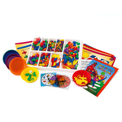 Counting and Sorting Set - 700 Pieces [CD52038]