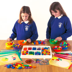 Counting and Sorting Set - 700 Pieces