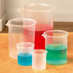 Measuring Beakers - Set of 5