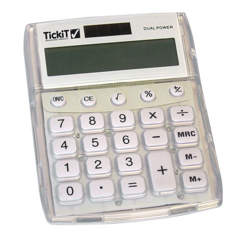 Desktop Calculator (125x100mm) - CD52145