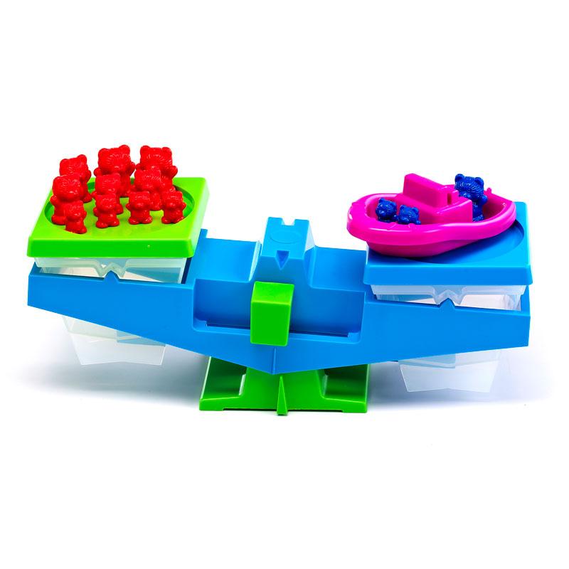 1/2 Litre Junior Balance - including 24x Bear Weights - CD52980