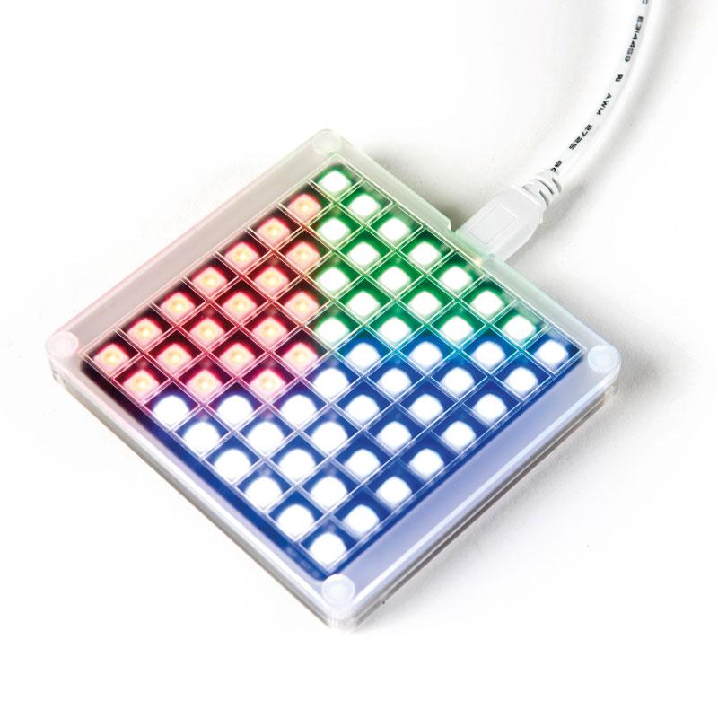 TTS Scratch LED Rainbow Matrix - EL00531