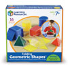 The Original Folding Geometric Shapes Set - Set of 16 - by Learning Resources - LER0921
