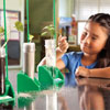 Hydroponics Lab - includes 3x Test Tubes, Seed Baskets & Stands - by Educational Insights - EI-5099