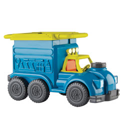 GeoSafari Junior Science Utility Vehicle - by Educational Insights [EI-5094]
