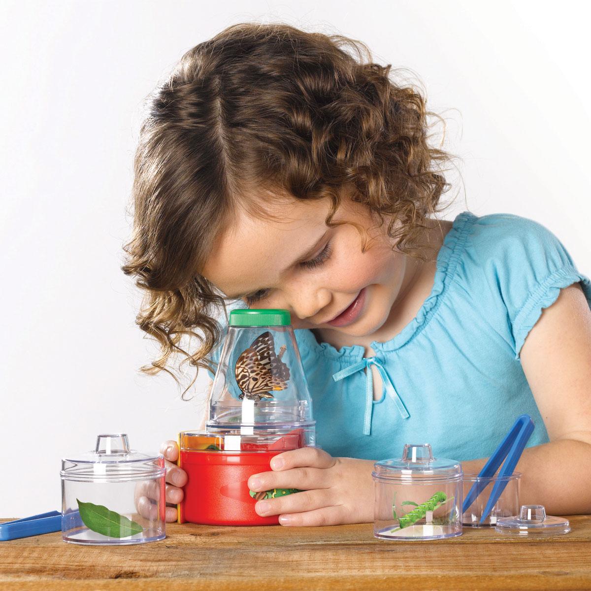Children/'s Magnifier Child Geosafari Jr Bugwatch Kids