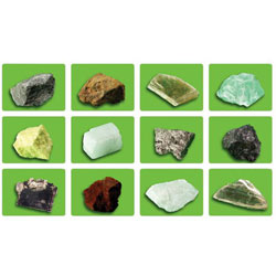 GeoSafari Minerals Collection - by Educational Insights [EI-5207]