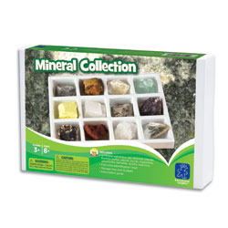 GeoSafari Minerals Collection - by Educational Insights