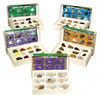 GeoSafari Rock, Mineral and Fossil Collection Bundle - Set of 5 - by Educational Insights